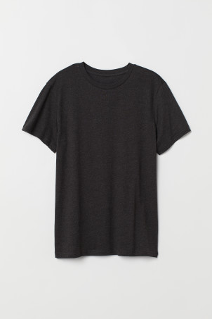 Regular Fit Crew-neck T-shirtModel