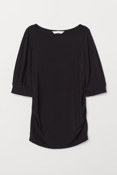 H&M - MAMA Jersey top - 5