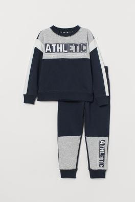 9d42283d Sportstøy til gutt – str 92-140 – shop online | H&M NO
