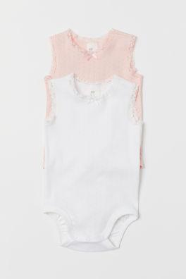 1d3ffe52a8 Lány babaruhák – vásárolj online babád számára | H&M HU