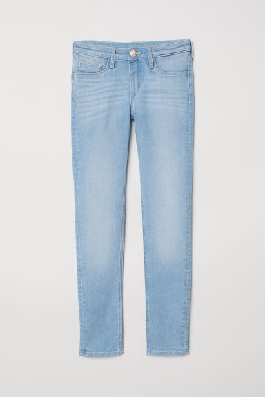 Superstretch Skinny Fit Jeans - Blu denim chiaro - BAMBINO | H&M IT