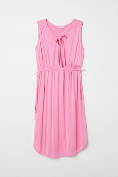 MAMA Jersey dress - Pink - Ladies | H&M