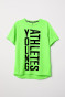 Verde neon/Young Athletes