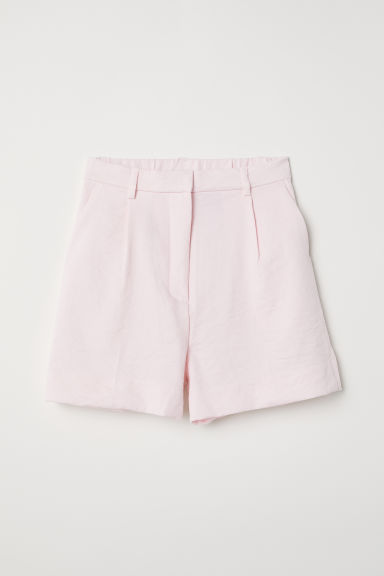 Shorts eleganti - Rosa chiaro - DONNA | H&M IT