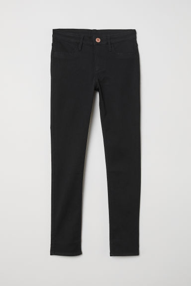 Skinny Fit Jeans - Black - Kids | H&M