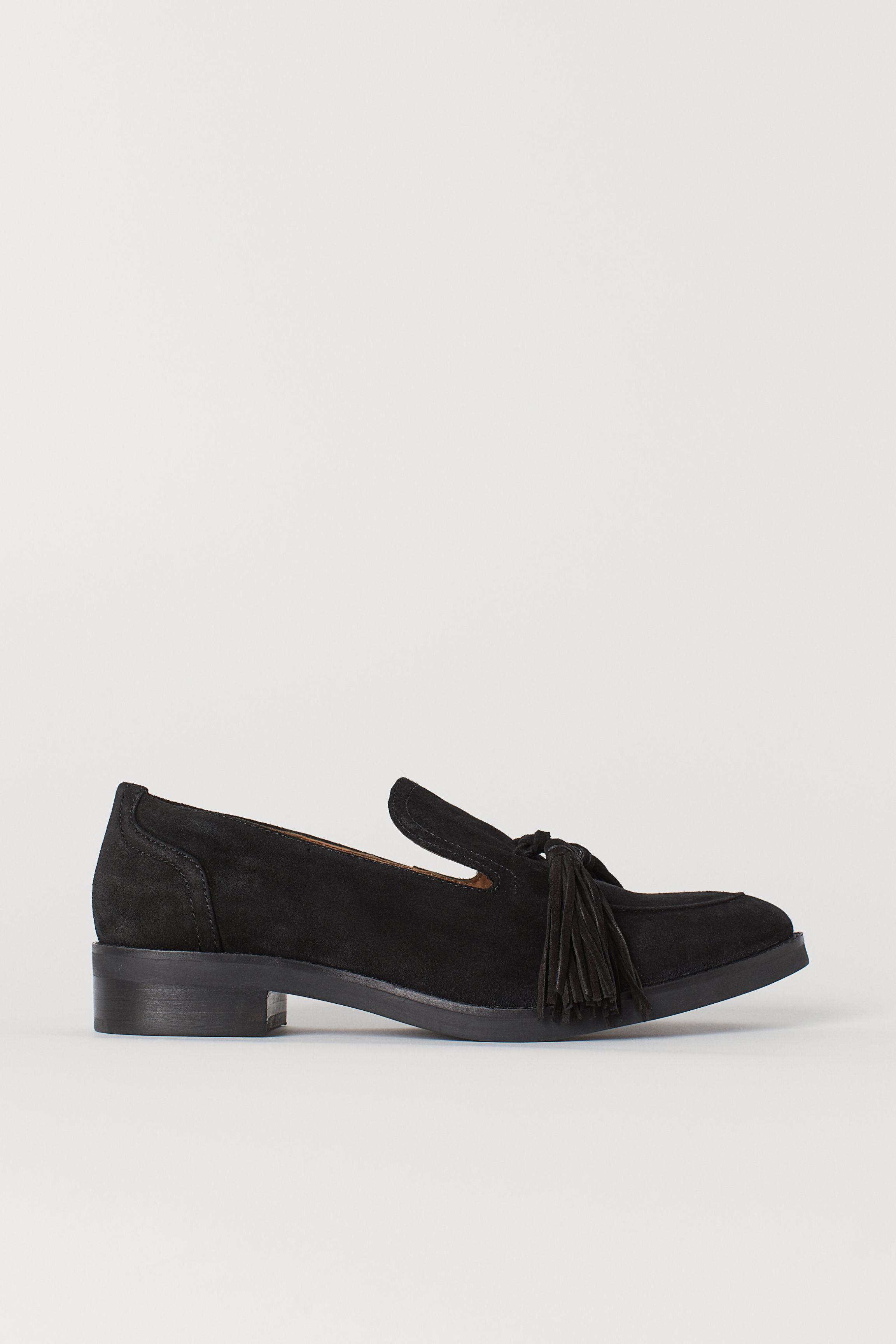 ce137b3780730 Tasseled Loafers