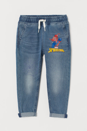 Super Soft denim joggers
