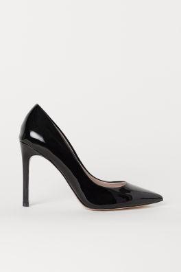 c45497569c63f Lodičky a topánky na vysokom podpätku | H&M SK