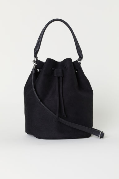 Bucket bag - Black -  | H&M CN