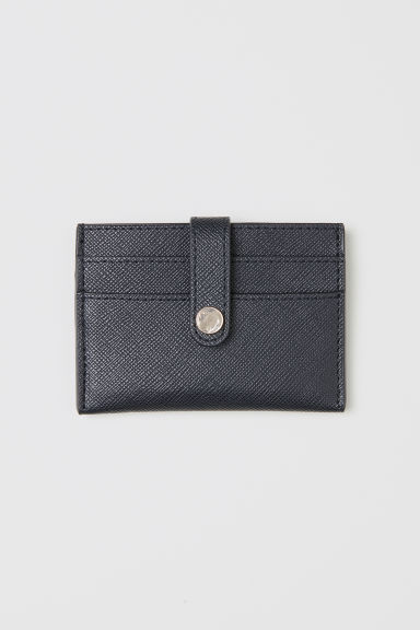 Card holder with a tab - Black - Ladies | H&M CN