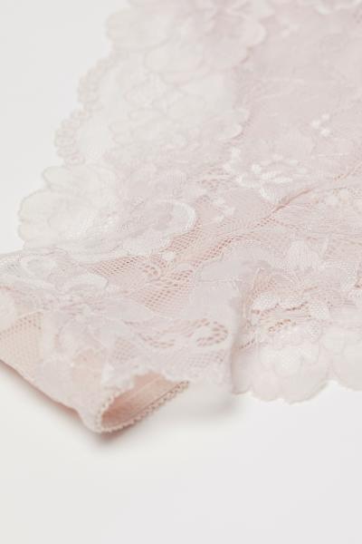 H&M - Lace bikini briefs - 6