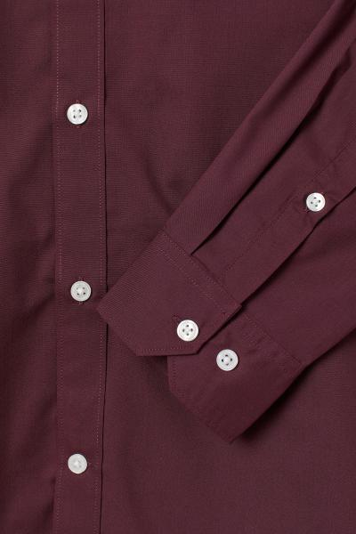 H&M - Easy-iron shirt Slim fit - 6