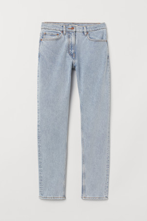 Slim Ankle Jeans