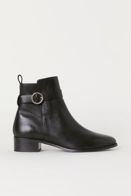 637536f412 Női bokacsizmák – vásárolj női cipőket online | H&M HU