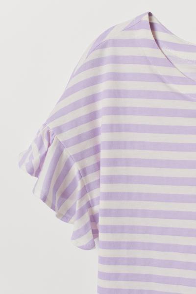 H&M - Camiseta con volantes - 6