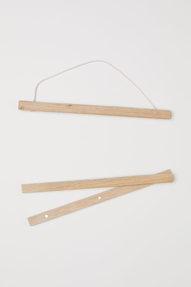 Wooden frame mount - Wood - Home All | H&M CN