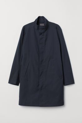 a4e3da673ab27 Water-repellent car coat