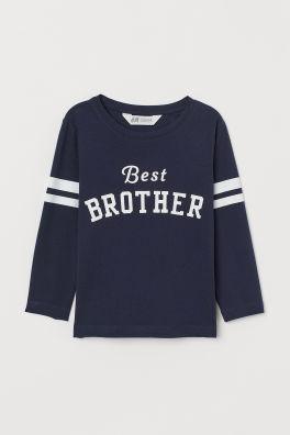 86aa1c8d629 Boys Tops & T-shirts - 1½ - 10 years - Shop online | H&M GB