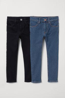 Chlapecké džíny – velikost 1 120e1882a5