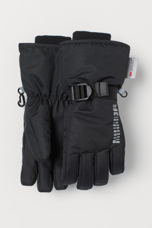 Water-repellent Ski Gloves