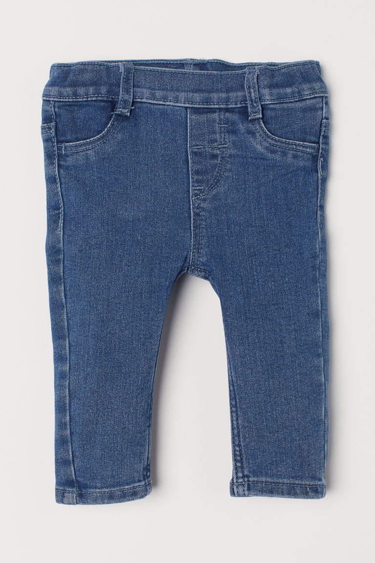 Jeggings - Denim blue - Kids | H&M