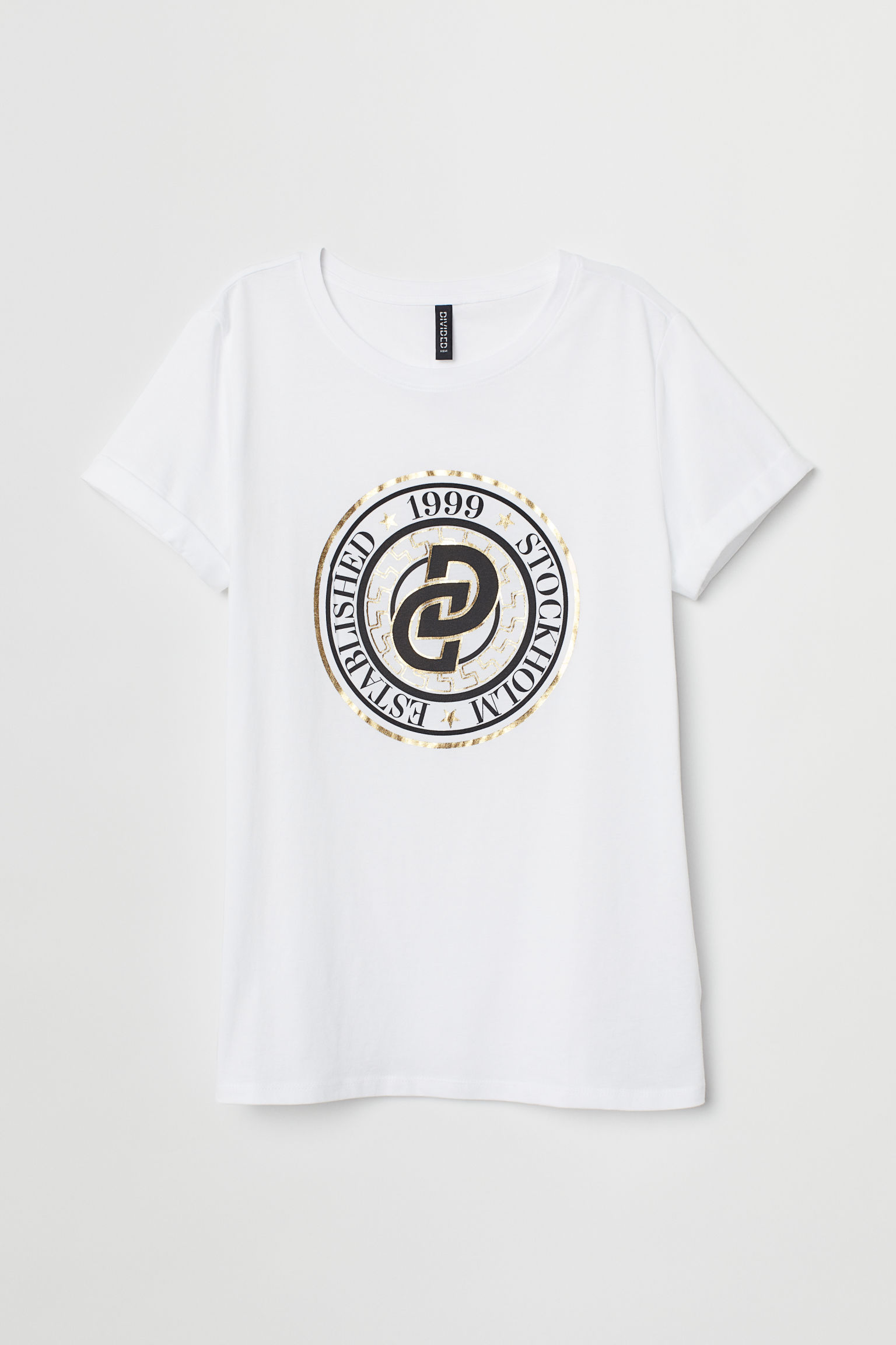 dfa83d3a9da T-shirt - Noir Electric Sound - FEMME