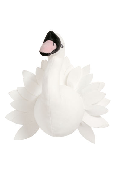 Wall Decoration - White/swan - Home All | H&M CA
