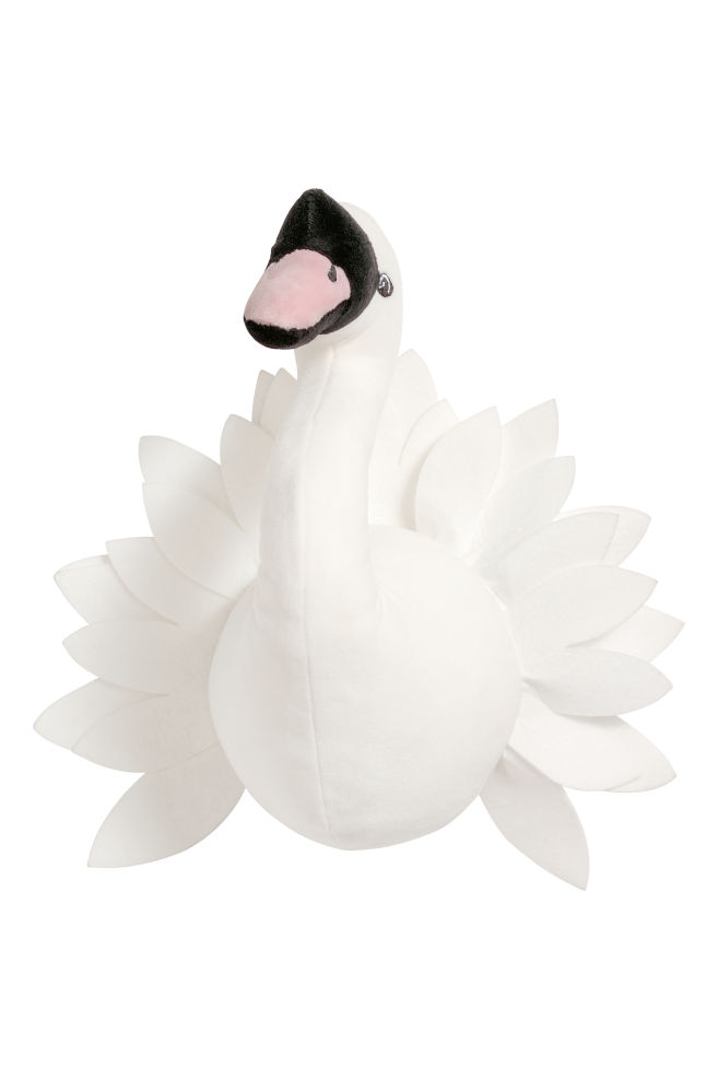 Wall Decoration   White/Swan   Home All | H&M US