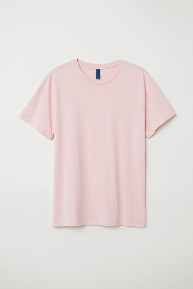 T-shirt - Light pink - Men | H&M CN