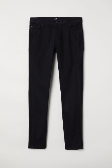 Skinny Jeans - Black denim - Men | H&M CN