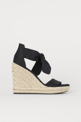 0f58dbfa Zapatos Online Mujer | Calzado Mujer | H&M ES