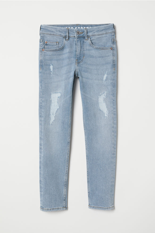 Superstretch Skinny Fit Jeans - Light denim blue - Kids  3ab80718c0