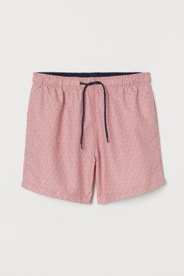 Neon Roze Zwembroek Heren.Zwemkleding Voor Heren Kies Uit Vele Zwemshorts H M Nl