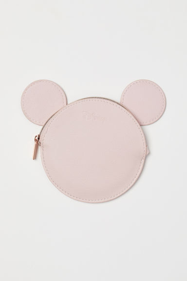 Purse - Pink/Mickey Mouse - Ladies | H&M
