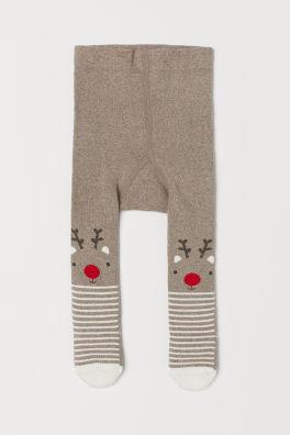 33da96d9285ff Ponožky a pančuchy   H&M SK
