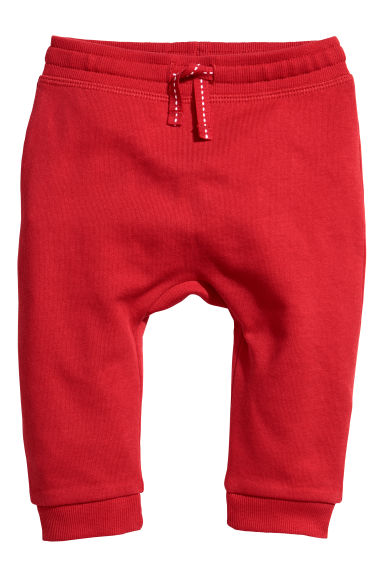Joggers - Red - Kids | H&M CN
