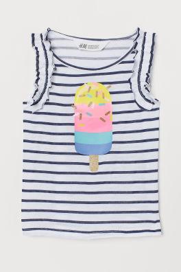 2142a1038 Tops y camisetas para niña - 18m 10a