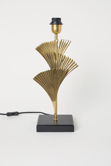 Table lamp - Gold-coloured - Home All | H&M GB