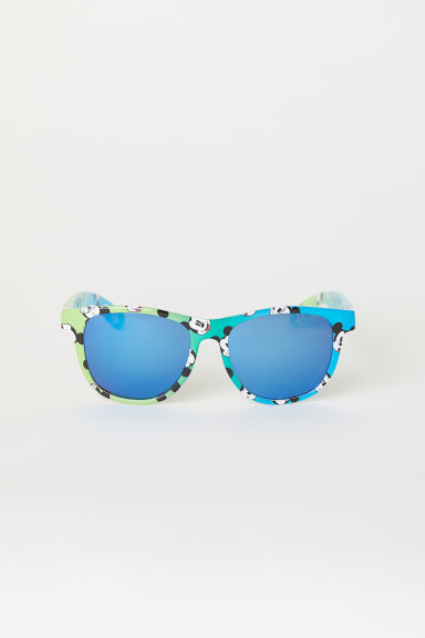 Sunglasses - Green/Mickey Mouse - Kids | H&M