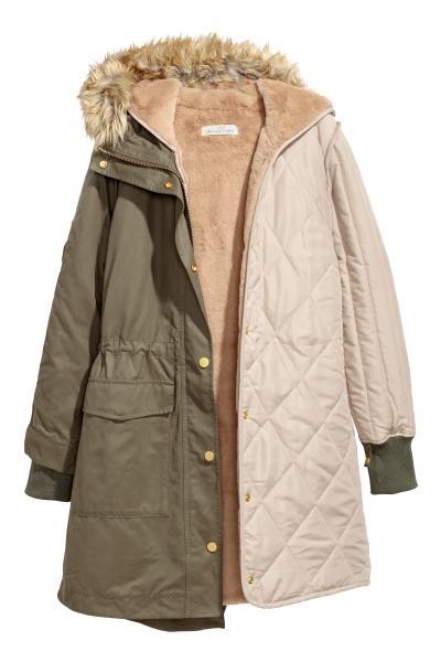 H&M - Parka avec veste intérieure - 1