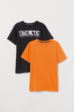 2-pack playeras deportivas