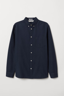 Oxford shirt Regular FitModel