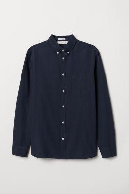 38724b1d84d Рубашка Regular Fit