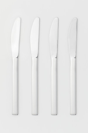 4-pack Knives