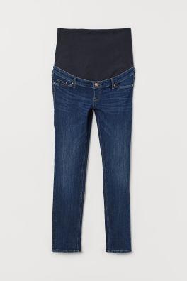 33425570d9 MAMA Slim Ankle Jeans. £34.99. Dark denim blue