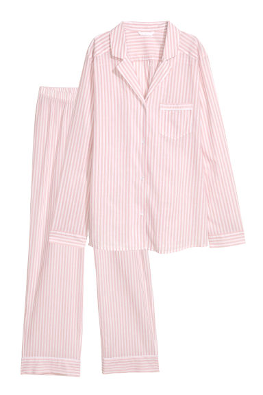 premium selection dbacc 8278d Pyjama shirt and bottoms