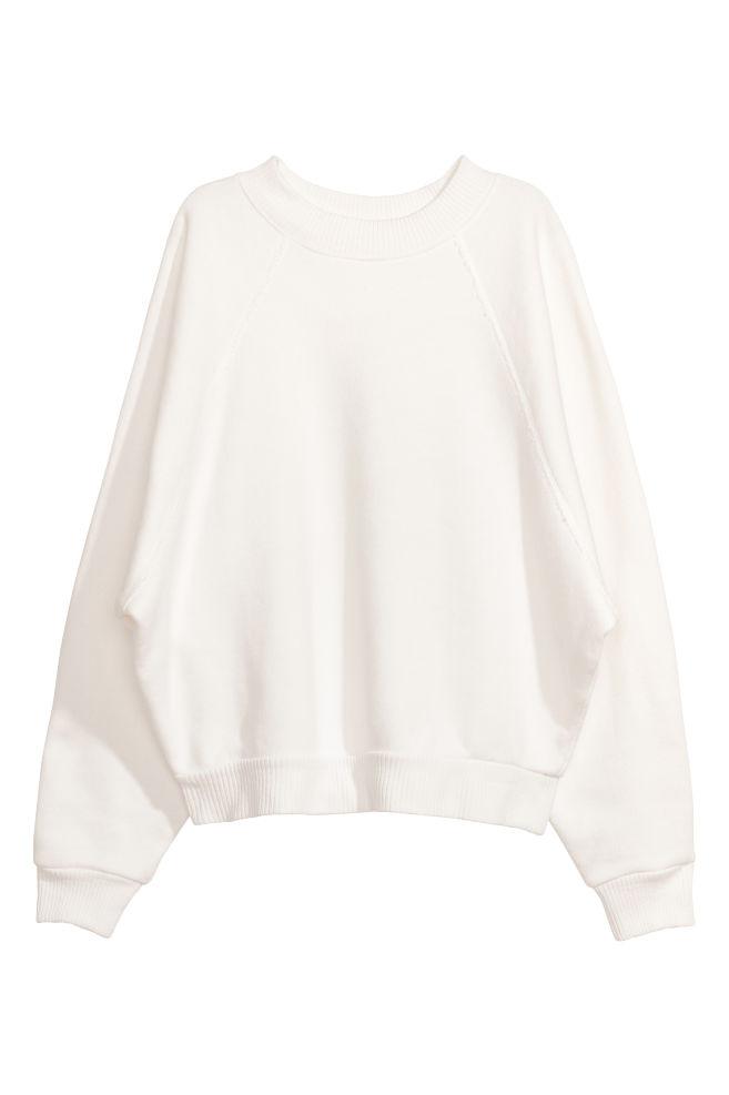 55f060974 Oversized sweatshirt
