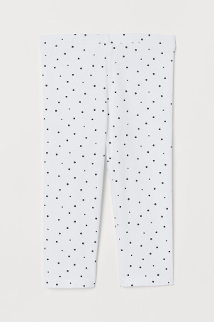 Trekvartslånga leggings
