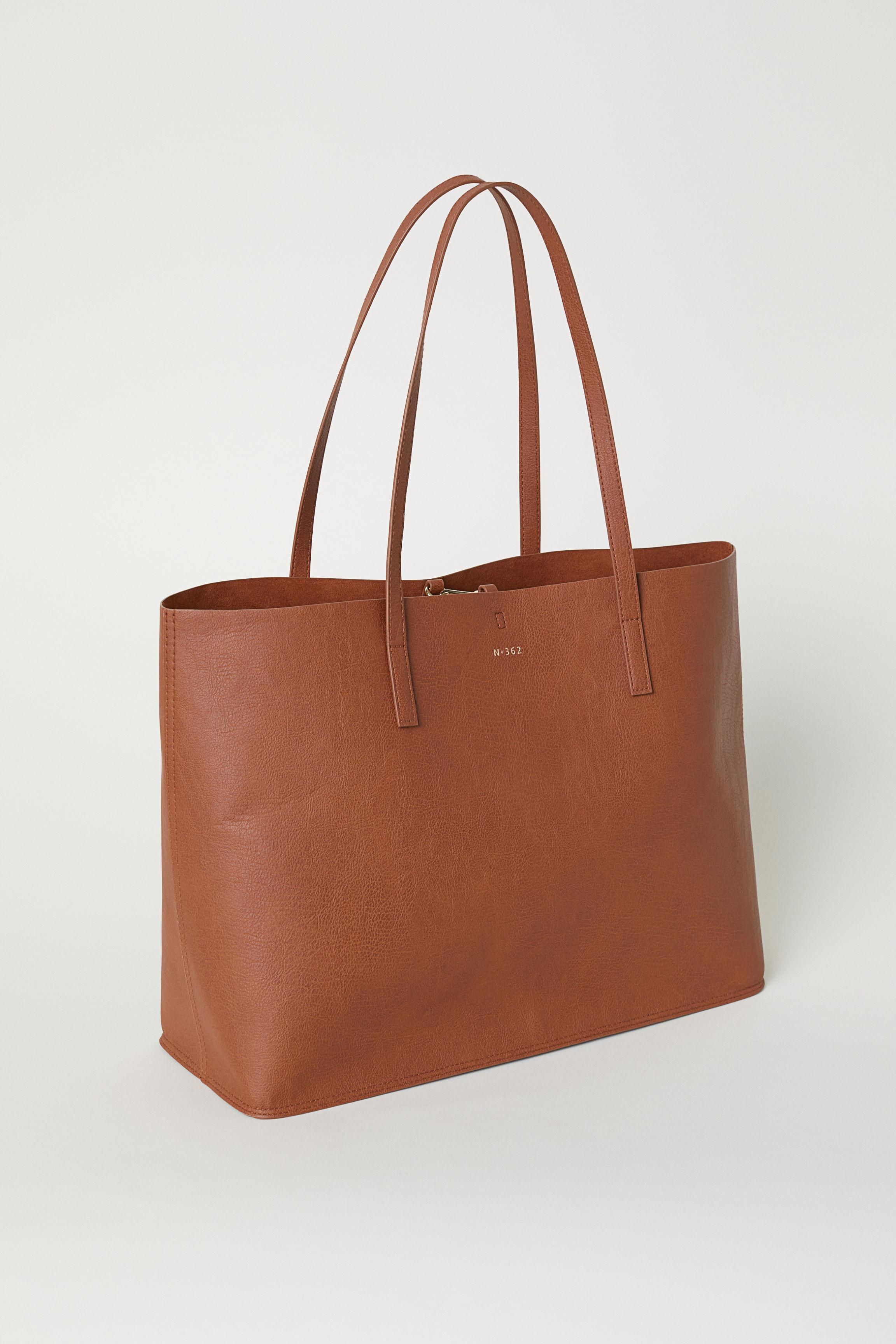 Reversible Shopper - Black -  9f54523cf92aa