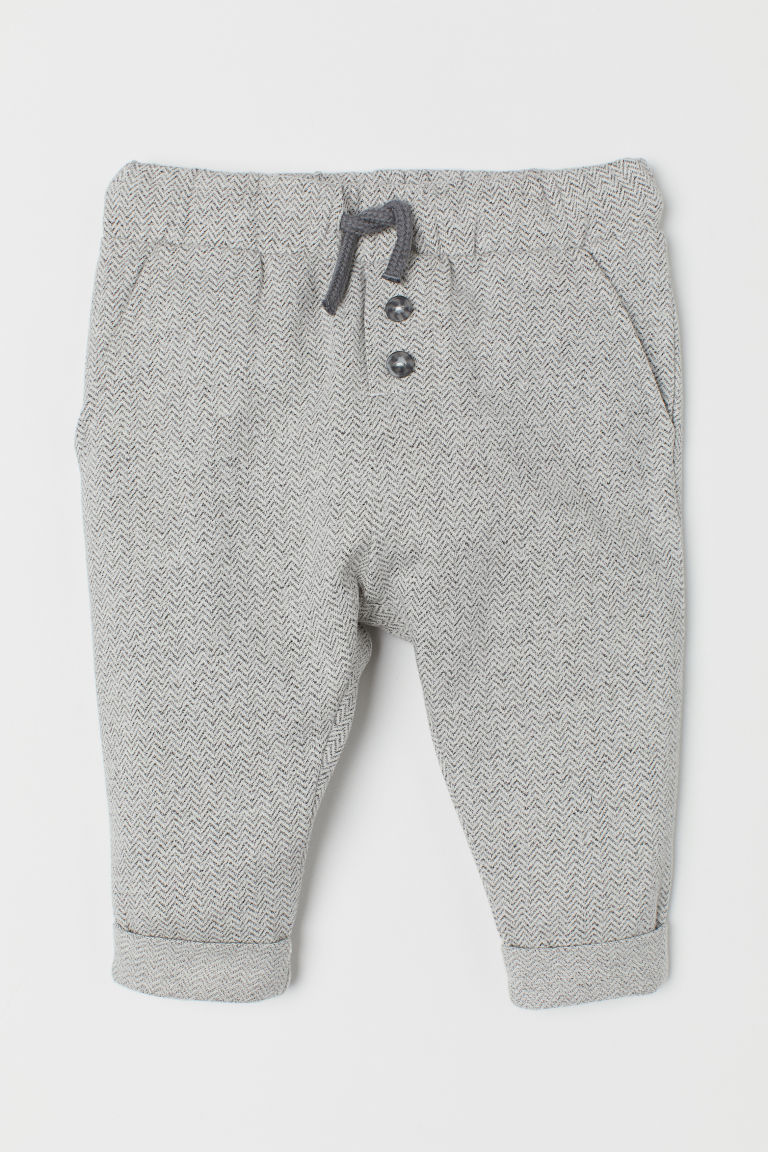 Joggers - Grey - Kids | H&M